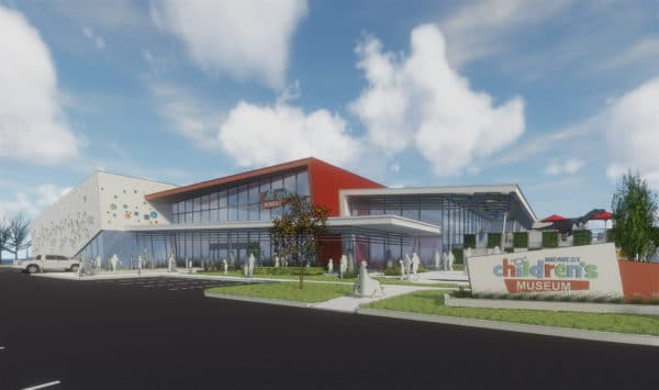 children's museum rendering